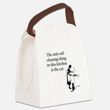 FIN-kitchen-cat.png Canvas Lunch Bag