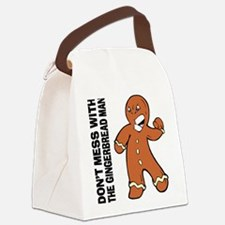 FIN-gingerbread-man.png Canvas Lunch Bag