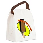 FIN-worlds-best-pop-popsicle.png Canvas Lunch Bag
