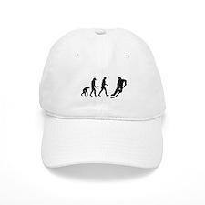 Hockey Evolution Baseball Cap