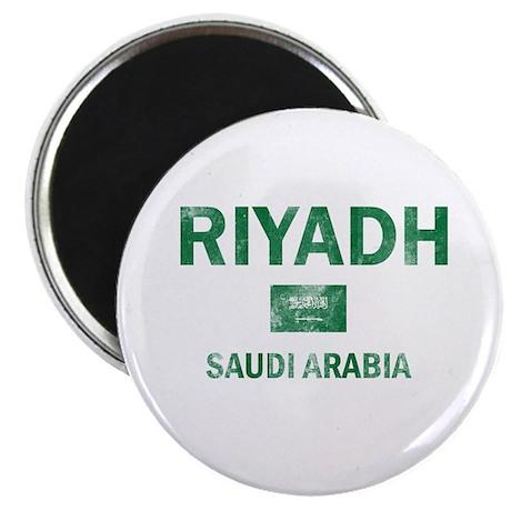 Riyadh Saudi Arabia Designs Magnet