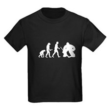 Hockey Goalie Evolution T