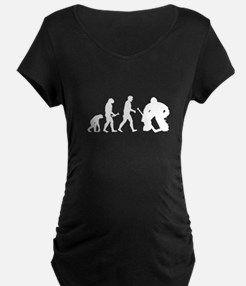 Hockey Goalie Evolution T-Shirt