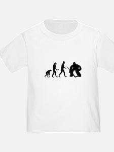 Hockey Goalie Evolution T