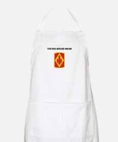 SSI - 75th Field Artillery Brigade with Text Apron