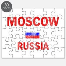 Moscow Russia Designs Puzzle