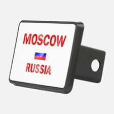 Moscow Russia Designs Hitch Cover
