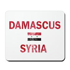 Damascus Syria Designs Mousepad