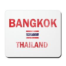 Bangkok Thailand Designs Mousepad