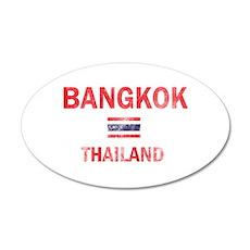 Bangkok Thailand Designs Wall Decal