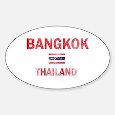Bangkok Thailand Designs Decal