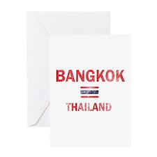 Bangkok Thailand Designs Greeting Card