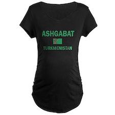 Ashgabat Turkmenistan Designs T-Shirt