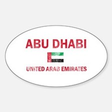 Abu Dhabi United Arab Emirates Designs Decal