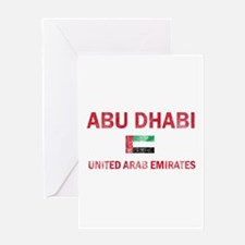 Abu Dhabi United Arab Emirates Designs Greeting Ca