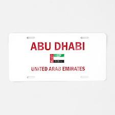 Abu Dhabi United Arab Emirates Designs Aluminum Li