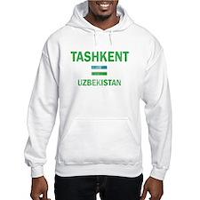 Tashkent Uzbekistan Designs Hoodie