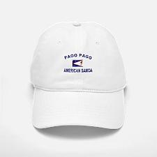 Pago pago American Samoa Designs Baseball Baseball Cap