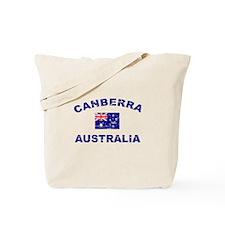Canberra Australia Designs Tote Bag