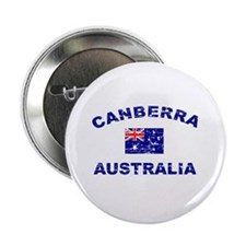 "Canberra Australia Designs 2.25"" Button"