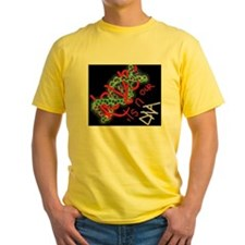 glowing dna love for kids T
