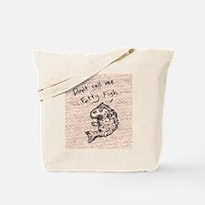 Fatty Fish Tote Bag