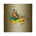 South Dakota Pheasant Queen Duvet
