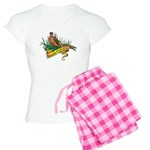 South Dakota Pheasant Women's Light Pajamas