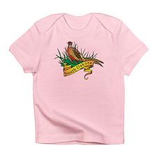 South Dakota Pheasant Infant T-Shirt