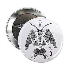 Baphomet Button