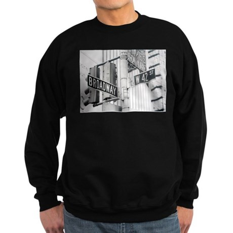 NY Broadway Times Square - Sweatshirt (dark)