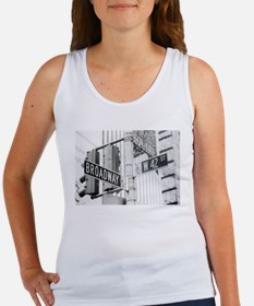 NY Broadway Times Square - Women's Tank Top
