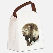 wolverine Canvas Lunch Bag