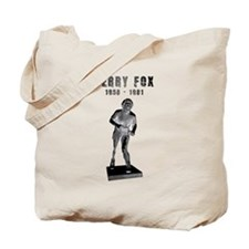 Terry Fox Sculpture Tote Bag