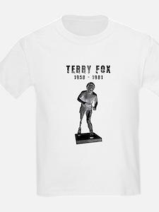 Terry Fox Sculpture T-Shirt