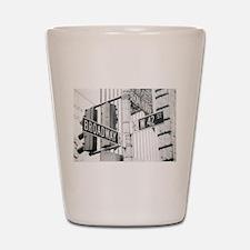 NY Broadway Times Square - Shot Glass