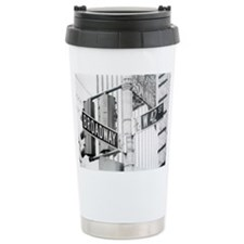 NY Broadway Times Square - Travel Mug