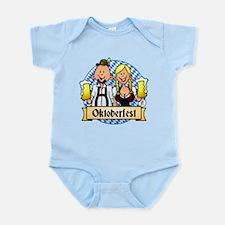 Oktoberfest Infant Bodysuit