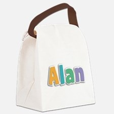 Alan Canvas Lunch Bag