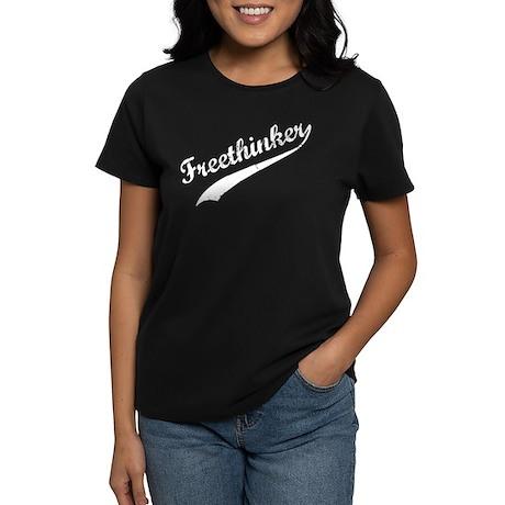 Freethinker Women's Dark T-Shirt
