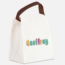 Geoffrey Canvas Lunch Bag
