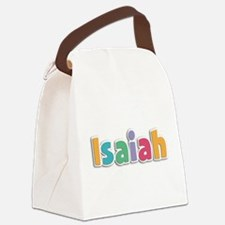 Isaiah Canvas Lunch Bag