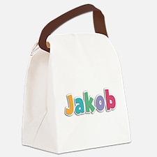 Jakob Canvas Lunch Bag