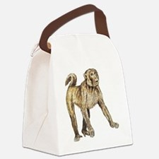 Macaque Canvas Lunch Bag