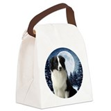 Border collie Lunch Bags