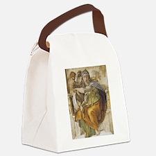 Delphic Sibyl Canvas Lunch Bag