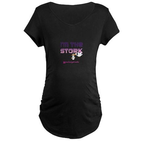 STORK Maternity T-Shirt