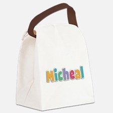 Micheal Canvas Lunch Bag