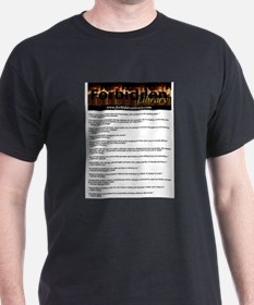 ForbiddenFullSheet T-Shirt