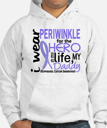 Hero In Life 2 Esophageal Cancer Hoodie